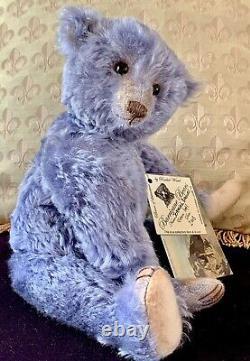 13.5(34.5cm) Mohair Artist Bear'Jeremiah Bradwell' Rachel Ward Barricane Bears