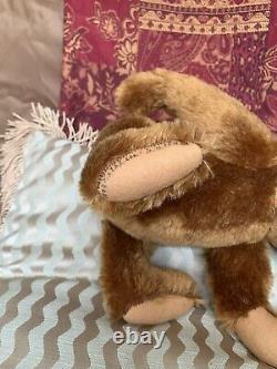13 Artist Teddy Bear'Barney' by Kathleen Wallace USA- Stier Bears c. 1987 OOAK