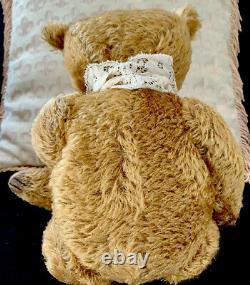 17 Mohair Artist Teddy Bear'Madge Cranford by Rachel Ward Barricane Bears
