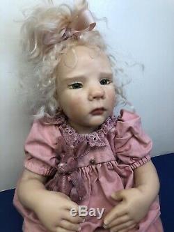 19 OOAK Artist Doll Cernit Polymer Clay Jessica By Debra Lynn Novak