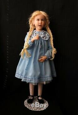 Angelina OOAK Doll 74 cm 29 inch by Svetlana Grishko Artist Handmade