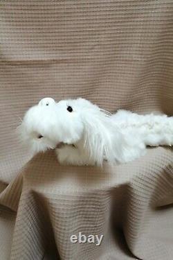 Artist Luck Dragon 2020 Falcor In Plush artist bear/ creature creator