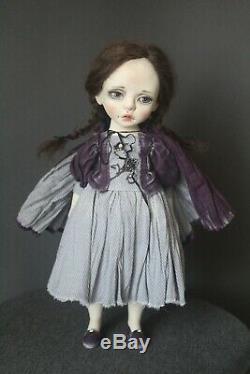 Artist OOAK author's doll Sonya