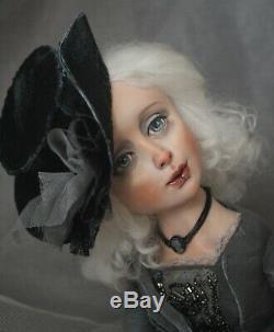 Artist OOAK doll Isabelle