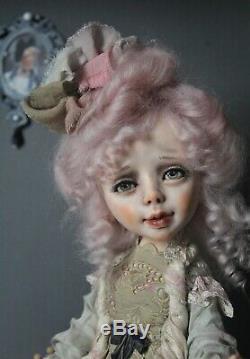 Artist OOAK doll Mimi