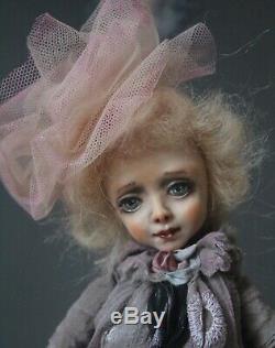 Artist OOAK doll'Vivi