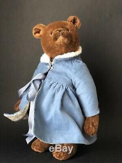 Bear Rhymes artist teddy bear Grace, OOAK Bear