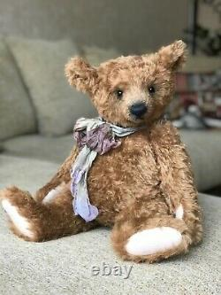 Bear in classical style
