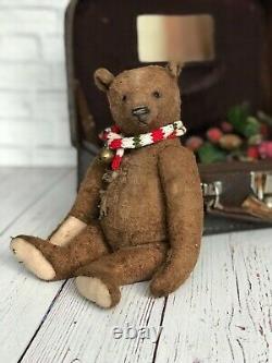 Bear in vintage style