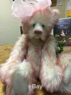 Brand New OAK Handmade Mohair Artist Bear by Veronica Dooling
