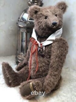 Chester, OOAK Artist Bear By Bear Rhymes