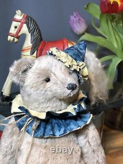 Christof, OOAK Bear By Bear Rhymes