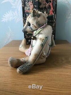 Gorgeous PORTOBELLO Amy Goodrich Bear One of a Kind Bear Mai Yin born 2004