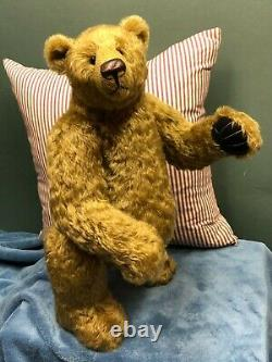 Gregory Gyllenship Artist Mohair Bear OOAK Perfect Condition with Original Tags