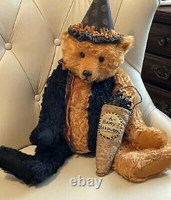 Halloween Bear Sheryl Wells