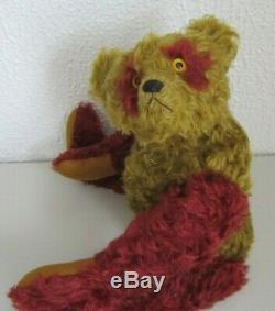 Hand Made Artist Teddy Bear Diane Sherman Turbarg Bear In The Woods 20 Jointed
