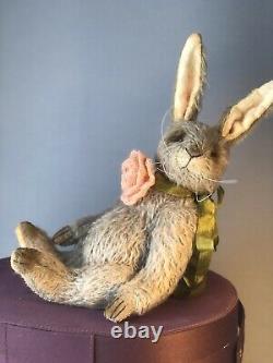 Hazel, OOAK Rabbit By Bear Rhymes