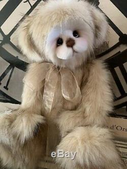 Kuddly Unique Bears OOAK artist bear by Julie McKee