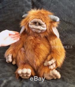 LABYRINTH LUDO Artist Teddy Bear artisan fantasy plush by Envy 35cm cute