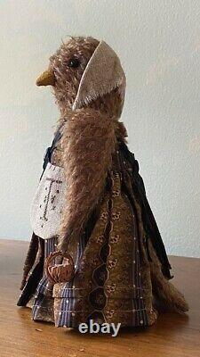 Lori Ann Corelis Mohair Sparrow