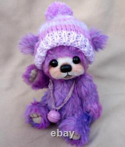 Luciebears Cecily Small Artist Bear OOAK 8