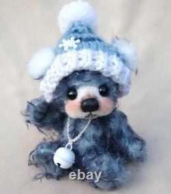 Luciebears Colton Small Artist Bear OOAK 6