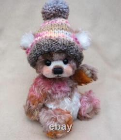 Luciebears Mollie Small Artist Bear OOAK 8