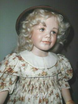 Margaret Mousa Porcelain Award Winning Artist Doll Nicoletta