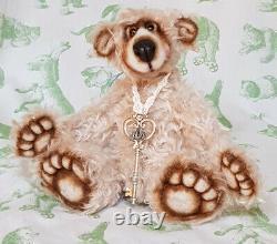 Merry by Jill Baxter / Somethings Bruin British artist teddy bear OOAK