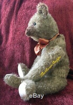 Mr. Chesterfield 18.5 Mohair Artist Bear by Terry John Woods