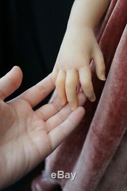 Nariana OOAK Doll 80 cm 31 inch by Svetlana Grishko Artist Handmade
