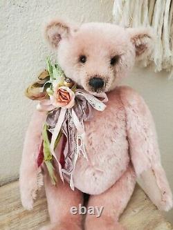 New Ooak artist bear by Alla Stepanets