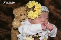 New Reborn Newborn Baby Girl Romy By Gudrun Legler/mimadolls Artistsdollsiiora
