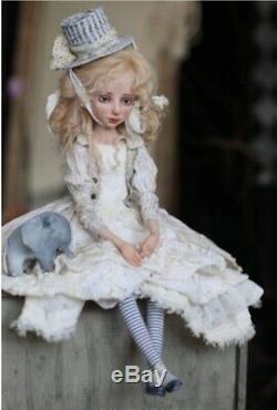 OOAK Artist Doll by Helena Oplakanska Melanie 2018