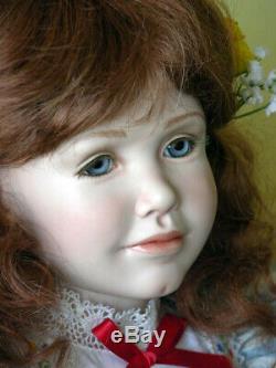 OOAK Artist Proof Original Porcelain SELENA by Doll Artist Marilyn Bolden