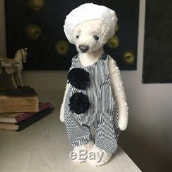 OOAK Handmade artist bear by Petrova-Macovschi Elena