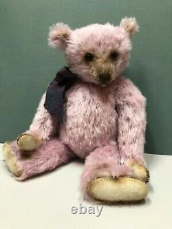 OOAK New 17 Mohair Artist Bear Drake Horlock by Rachel Ward Barricane Bears