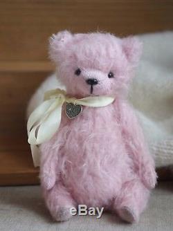 OOAK Teddy Bear by Irina Donskaya collectible toys handmade