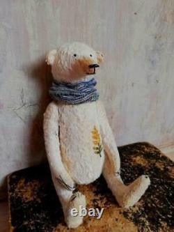OOAK artist Teddy Bear, handmade teddy bear, collectible toy, stuffed teddy bear
