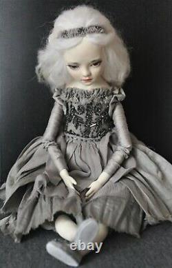 OOAK artist doll Monika