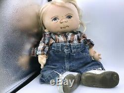 One of a Kind Artist Doll by Jan Shackelford 2013 Little Rascal Jackie Cooper