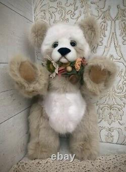 Ooak Artist Bear New With Labels