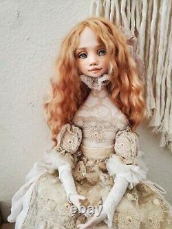 Ooak Artist Doll by Oksana Vesna