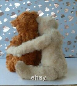 Ooak teddy bears/pair of bears/