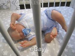 Real Reborn Baby Boy 20 Spencer Dickison By Artist Dan At Sunbeambabies Ghsp