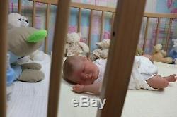 Realborn Marissa Textured Skin Bountiful Baby Doll Reborn By Artist 9yrs Marie
