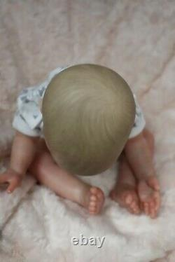 Realistic Reborn Special Offer Baby Spice Artist 9yrs Marie Sunbeambabies Ghsp