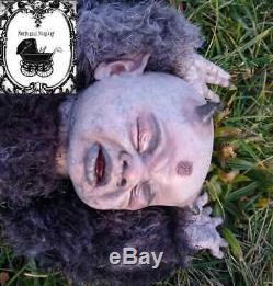 Reborn Alternative Baby Lmt Ed. Ferdinand Artist OOAK