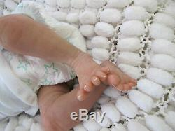 Reborn Baby Doll Lifelike 22 Precious Gift By Artist Dan At Sunbeambabies