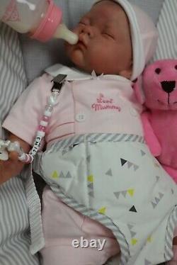 Reborn Baby Dolls, Child Friendly, Full Limbs, Uk Artist Of 9yrs Sunbeambabies